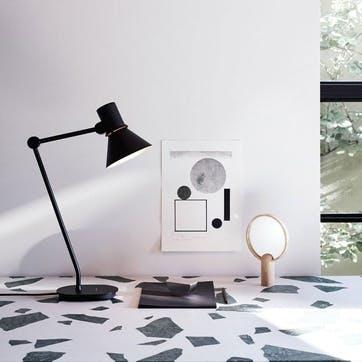 Type 80 Table Lamp, Matt Black