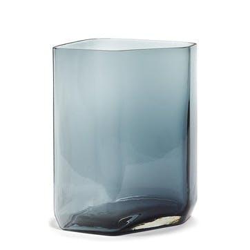 Silex, Medium Vase, Grey