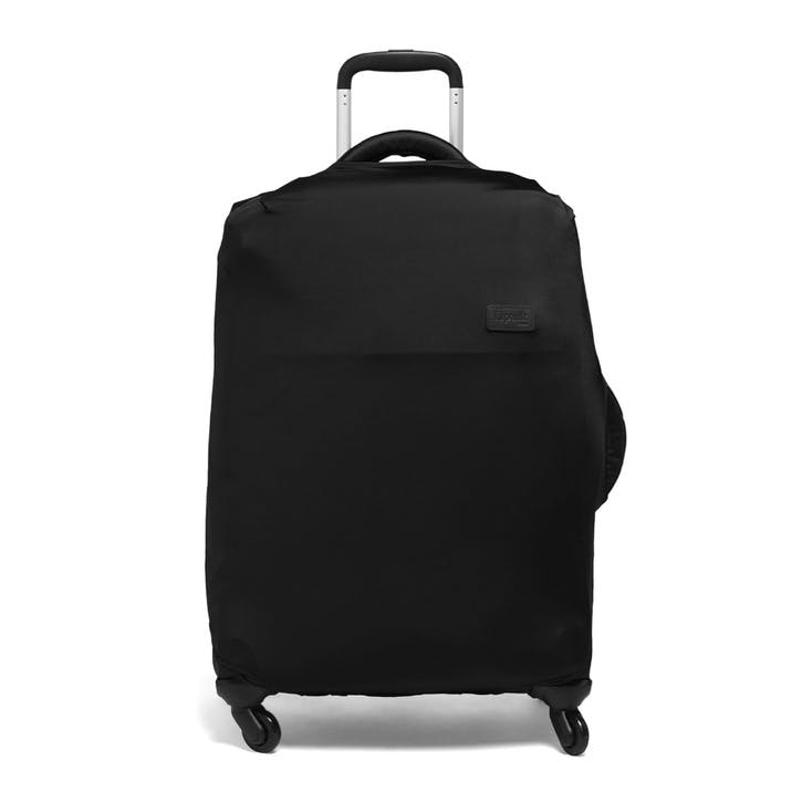 Plume Premium Luggage Cover, Black