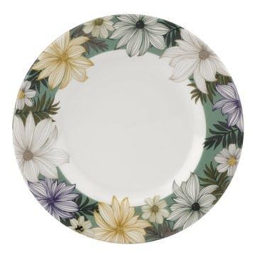 """Atrium Side Plates, Set of 4, 8.75"""""""