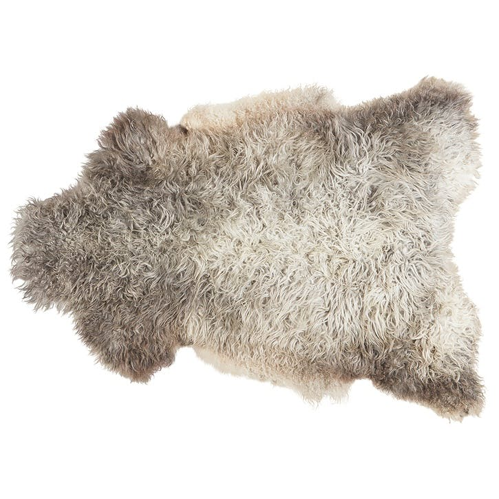 Sanda Sheepskin, Light Natural