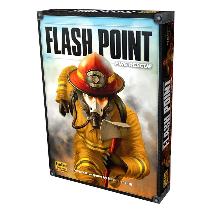 Flash Point Fire Rescue: Second Edition