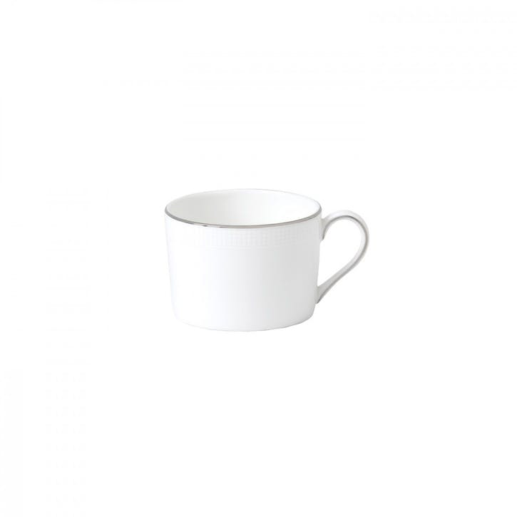 Blanc Sur Blanc Tea Cup
