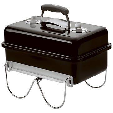 Go-Anywhere Charcoal Barbecue