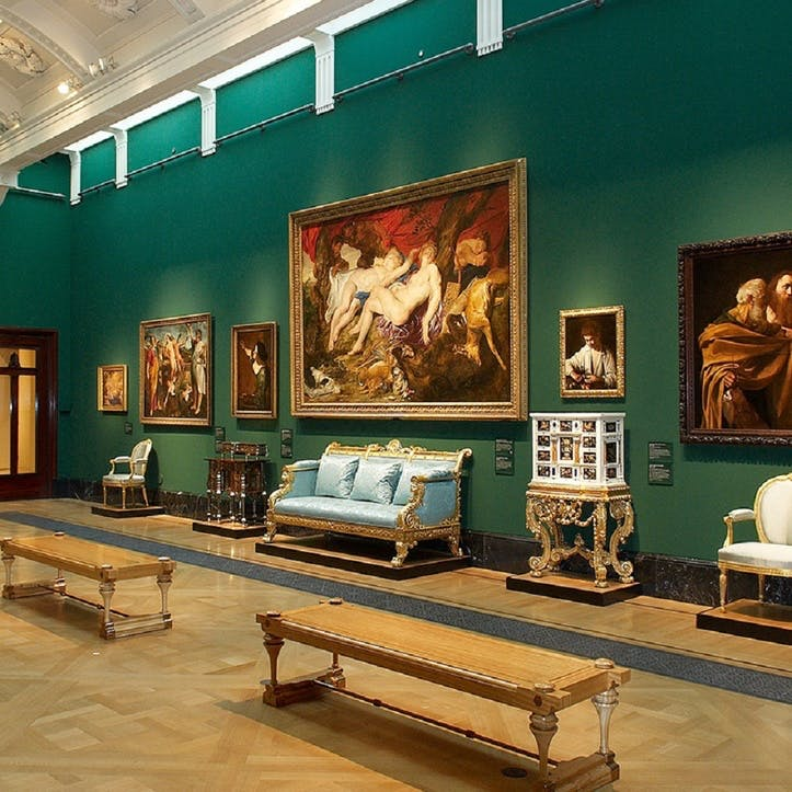 Visit to Queen's Gallery & Royal Afternoon Tea for Two