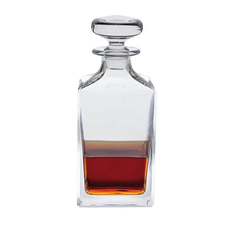 Decanters Square Spirit Decanter