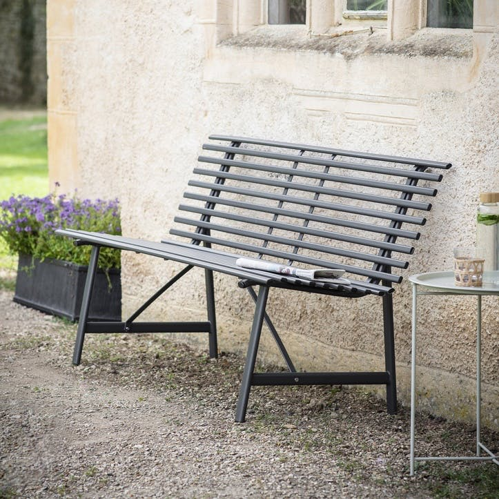 Richmond Bench, Foliage Green