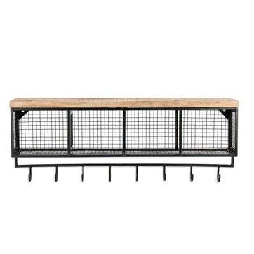 Hasa, Cubby Shelf