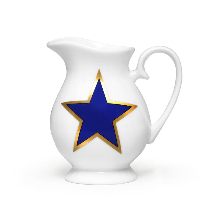 Lucky Stars Cream Jug