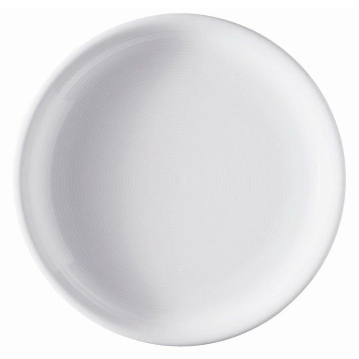 Trend, Plate, 26cm, White