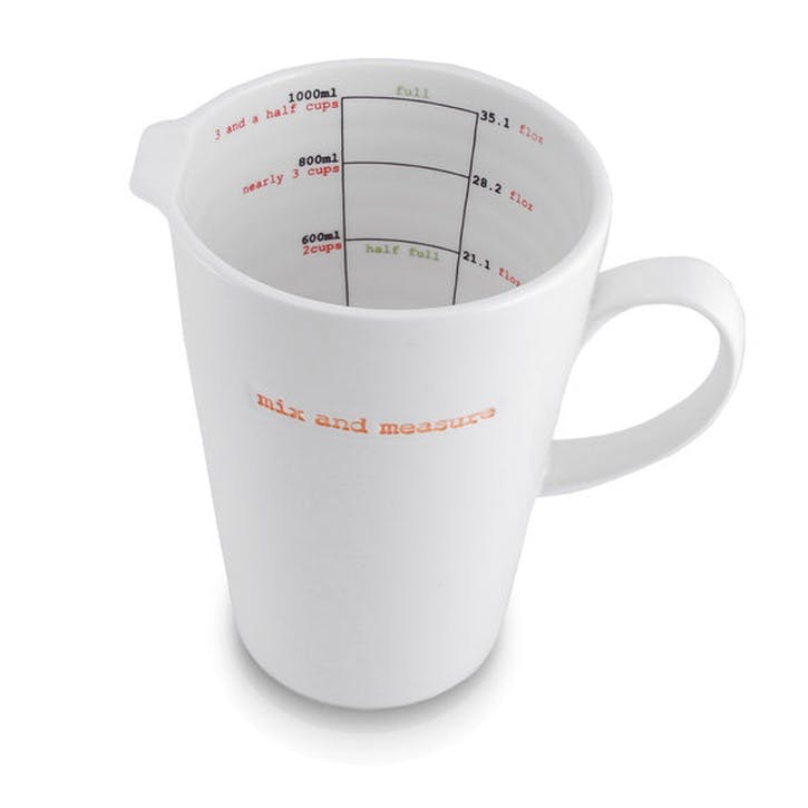 'Mix and Measure' Jug, 1000ml