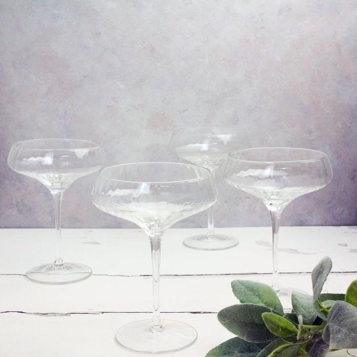 Elegance Cocktail Glass, Set of 4