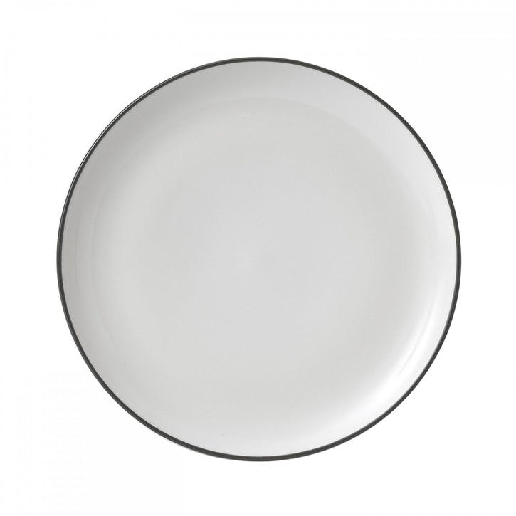 Gordon Ramsay Bread Street Side Plate, 21cm, White