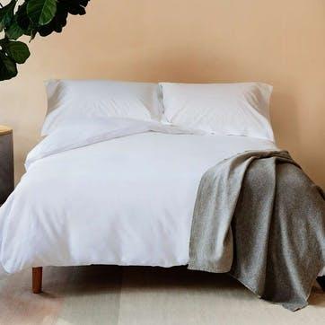 Crisp & Cool Organic Bedding Set, Super King