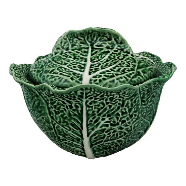 Cabbage Tureen, 3 Litre, Green