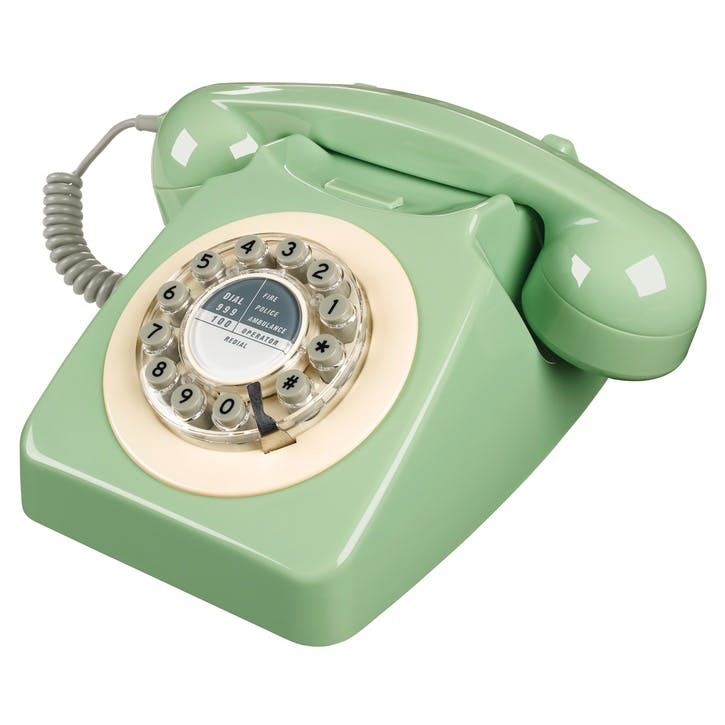 Series 746 Phone, Swedish Green