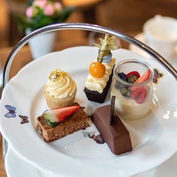 Vegan Afternoon Tea for Two at the 5* Athenaeum, Piccadilly