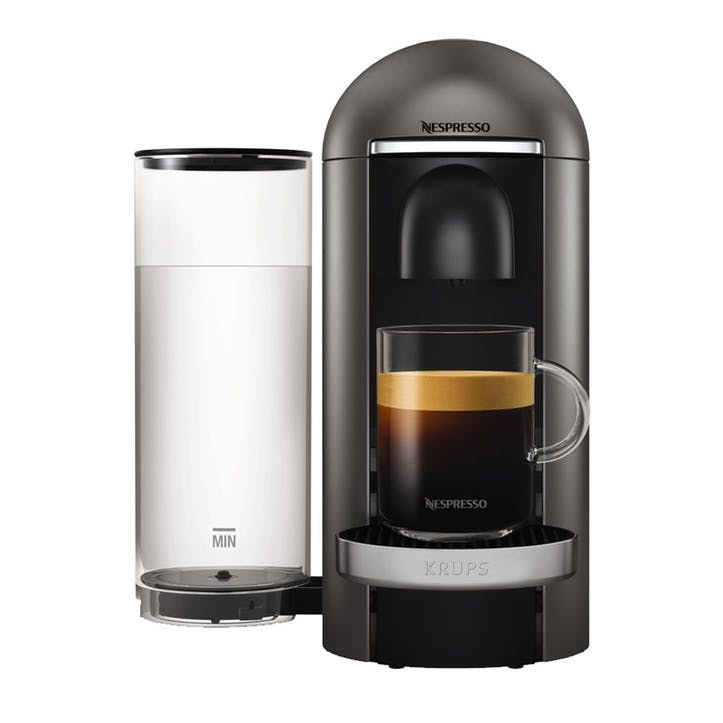 Vertuo Plus Coffee Machine; Titanium