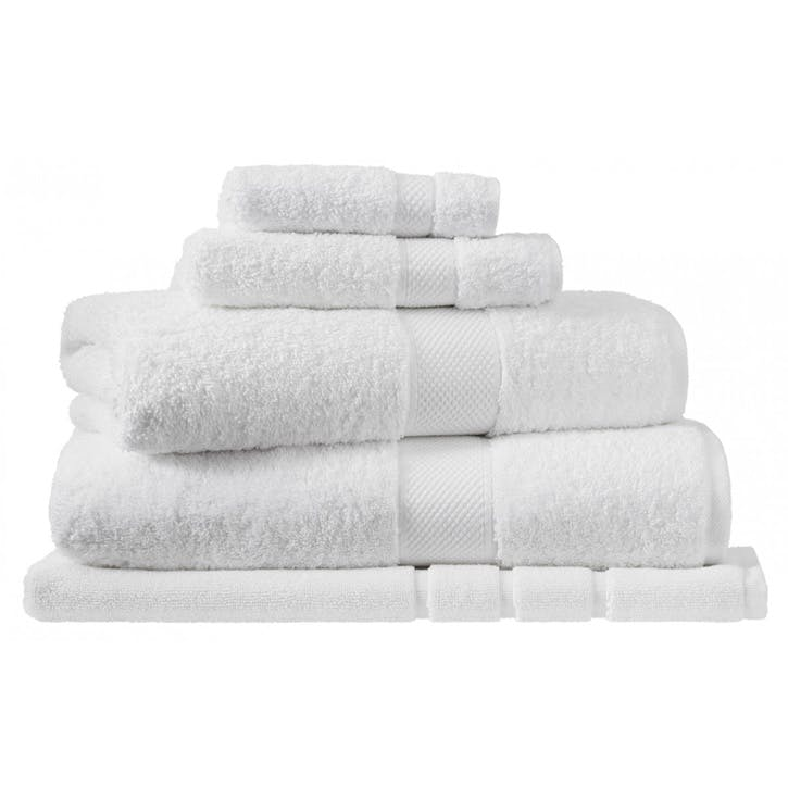 Luxury Egyptian Snow Hand Towel
