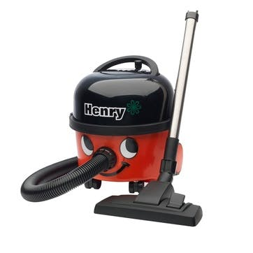 Henry Compact 160 Vacuum Cleaner; Red