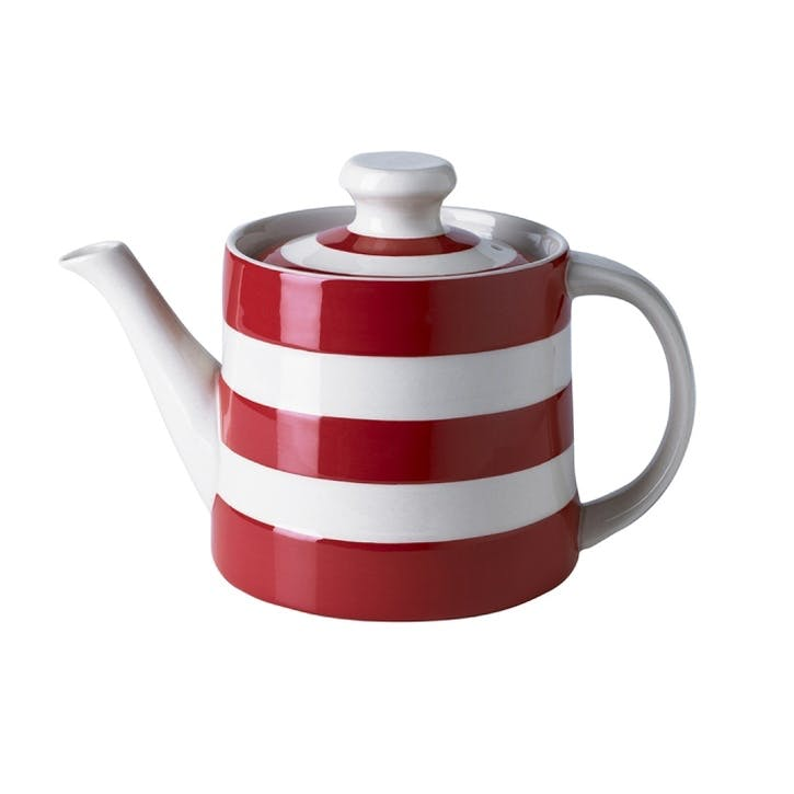 Classic Teapot, 24oz/67cl, Red