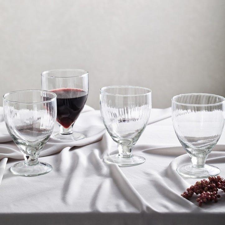 Milford Wine Glass, Set of 4