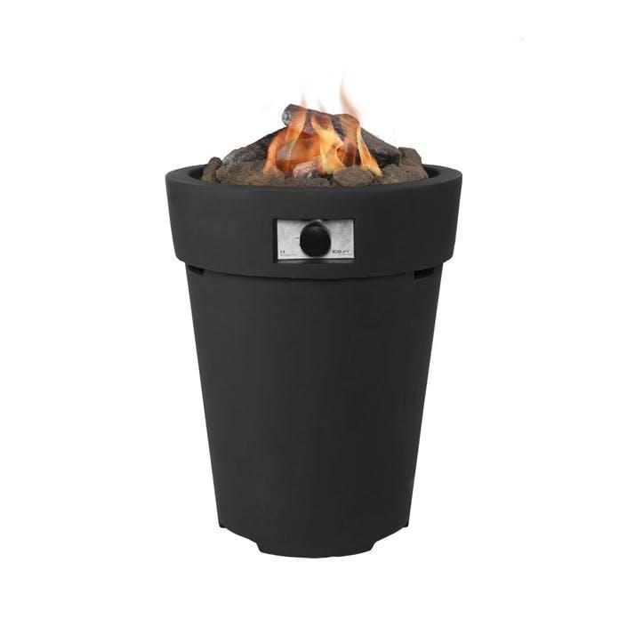 Cosidrum Fire Pit, Black