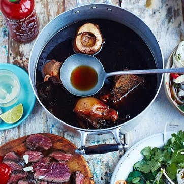 Vietnamese Street Food Class for Two at The Jamie Oliver Cookery School