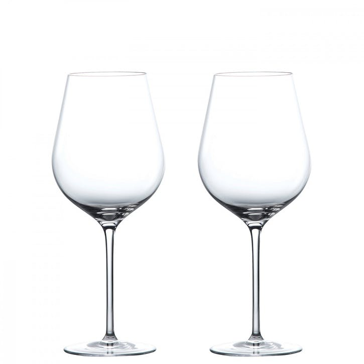 Globe Red Wine Glass, Set of 2