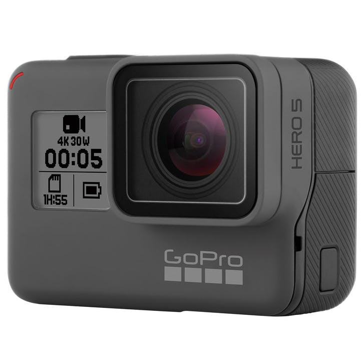 HERO5 4K Ultra HD Camcorder; Black