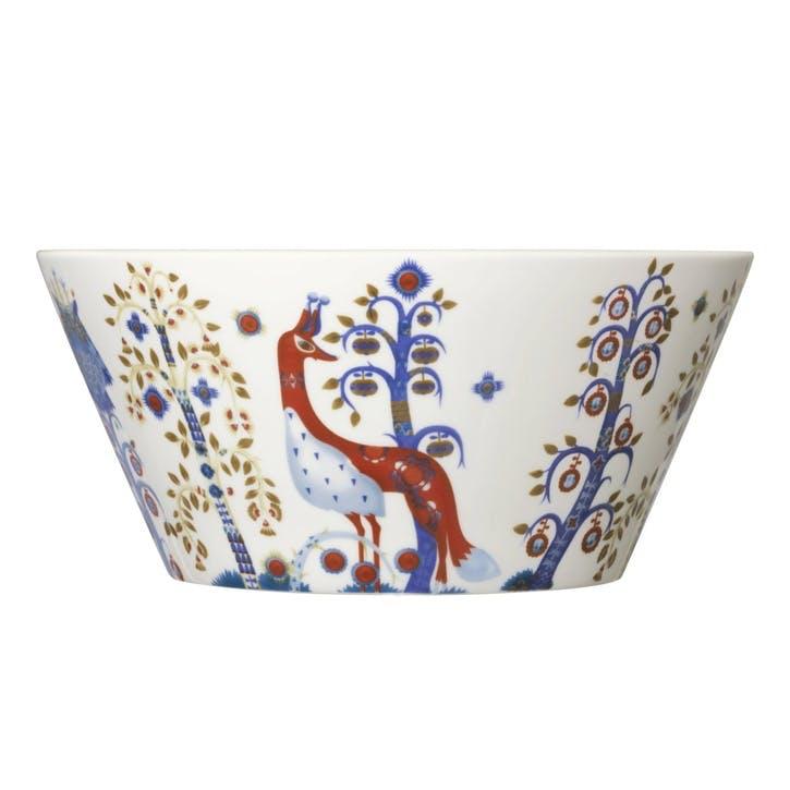 Taika Salad Bowl, White