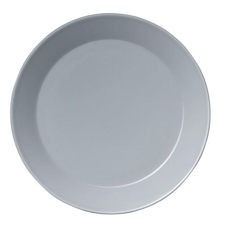 Teema Plate, Pearl Grey, 26cm