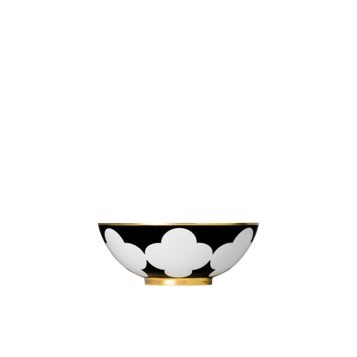 Ca' D'Oro Gold Rimmed Soup/ Cereal Bowl