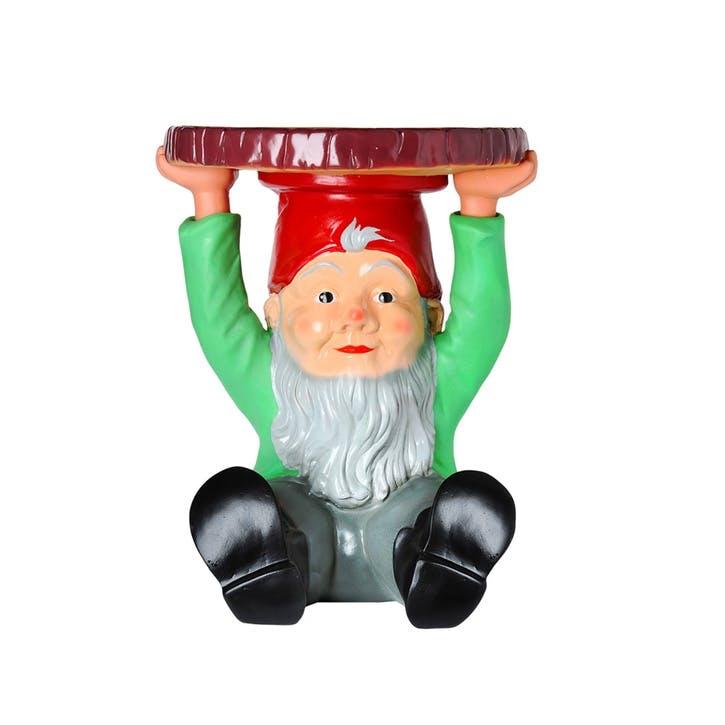 Attila, Small Gnome Stool, Multicolour