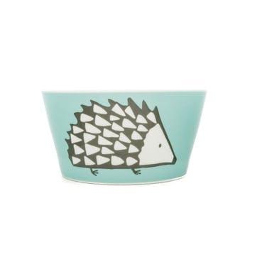 Spike Bowl, Blush Blue