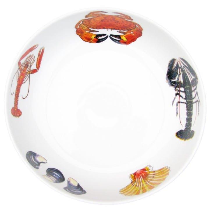 Shellfish Round Bowl - 24cm