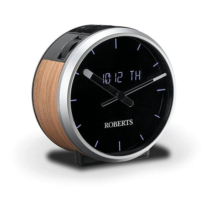 Ortus Time Alarm Clock Radio