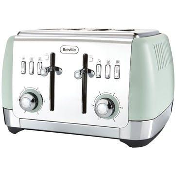 Strata Toaster; Green