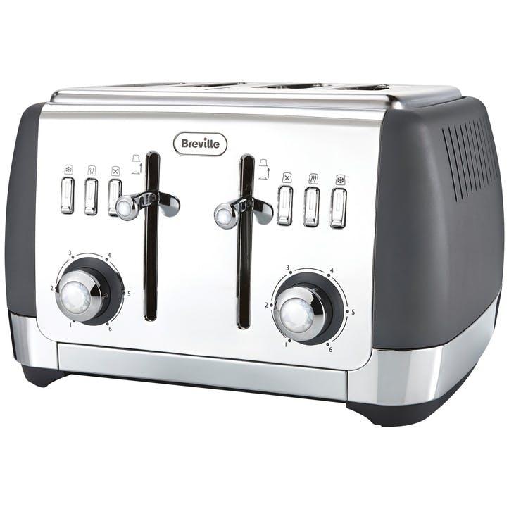 Strata Toaster; Grey