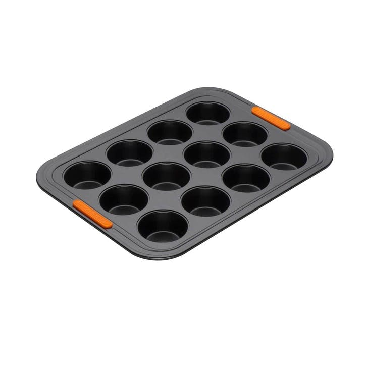 Bakeware Non-Stick 12 Cup Muffin Tray