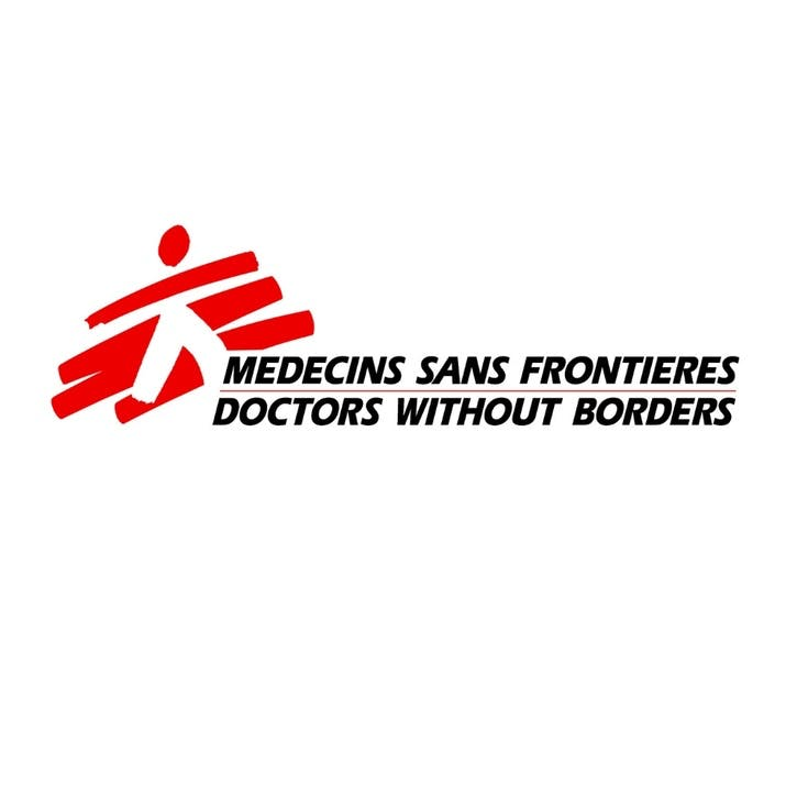 A Donation Towards Medicins San Frontieres