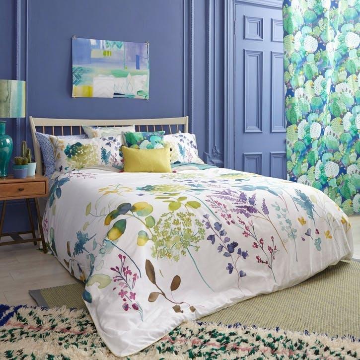 Botanical Double Duvet & Pillowcase Set