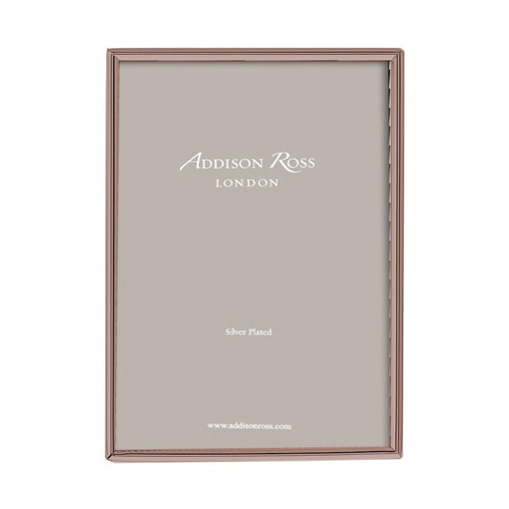"Rose Gold Thin Photo Frame - 5""x7"""
