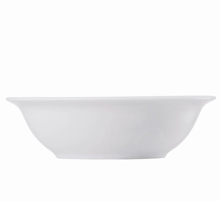 Trend, Bowl, 17cm, White