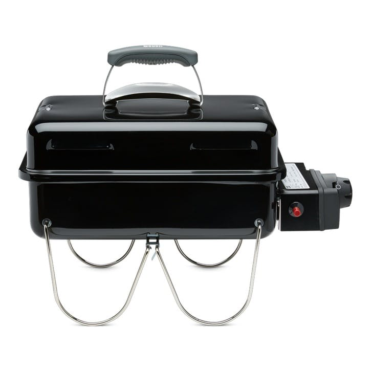 Go-Anywhere Gas Barbecue