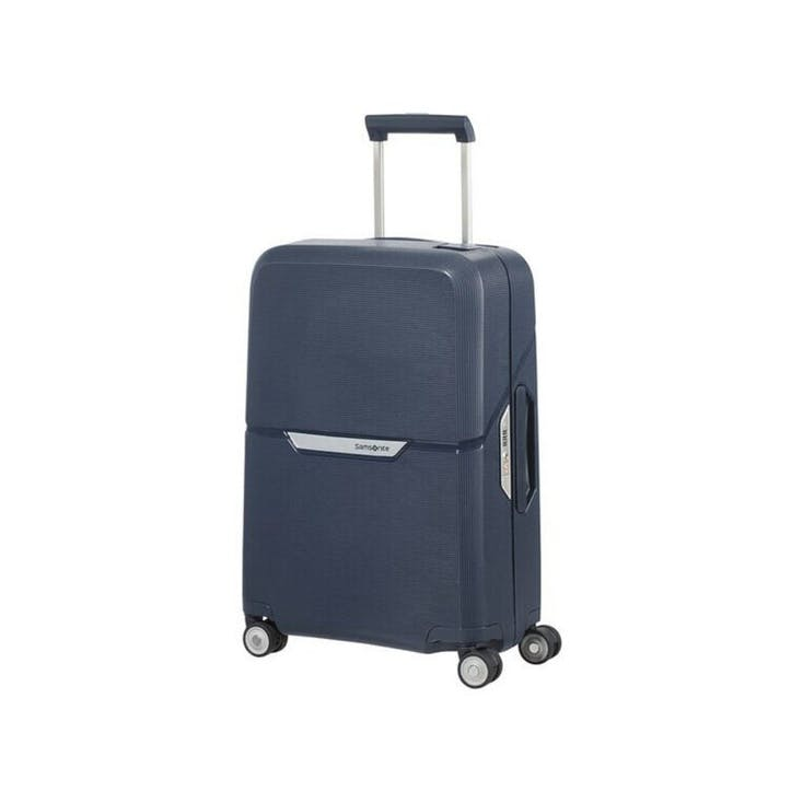 Magnum Spinner Suitcase, 55cm, Dark Blue