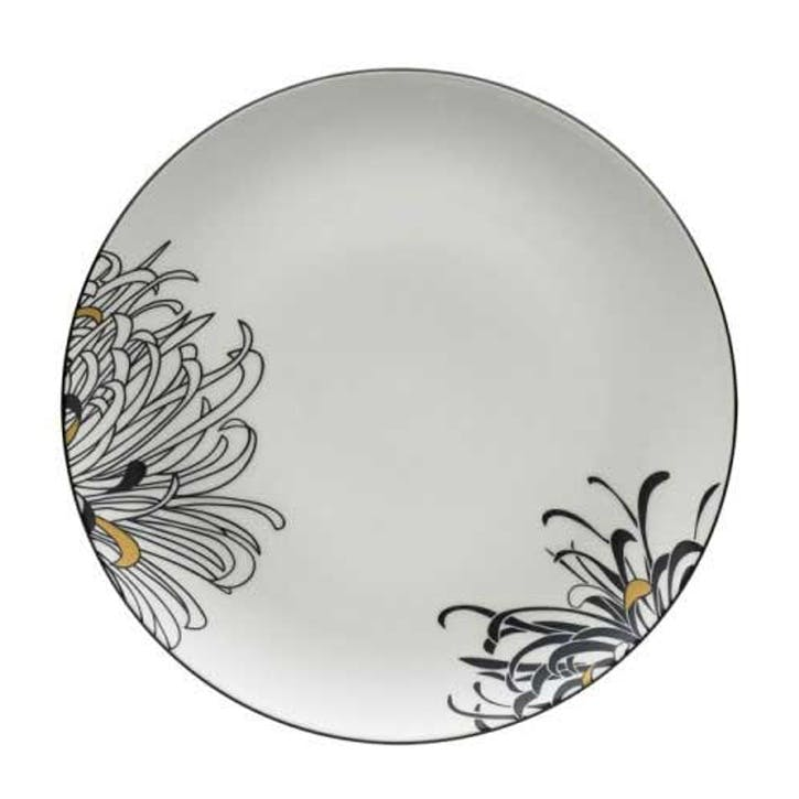 Chrysanthemum Dinner Plate, 28.5cm