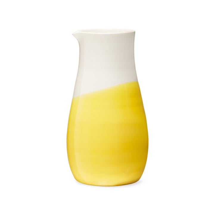 Colour Dip, Pouring Jug, Yellow