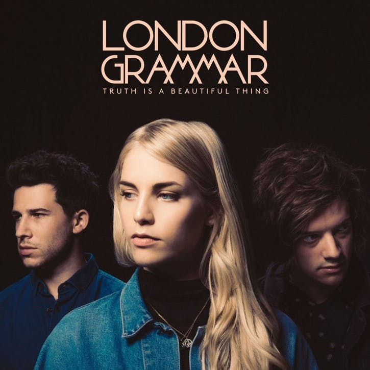 "London Grammar, Truth Is A Beautiful Thing 12"" Vinyl"