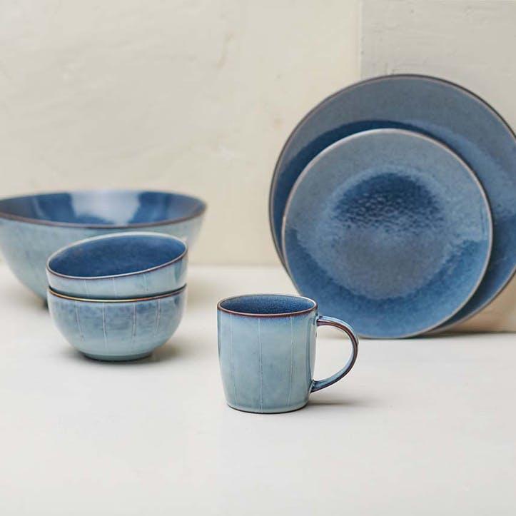 Bao Handled Mug; Navy